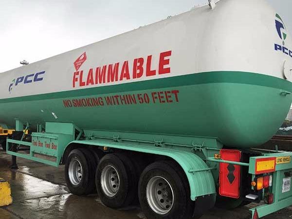 心龙物流提供油罐车运输服务